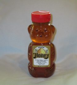 Wildflower Honey Bear