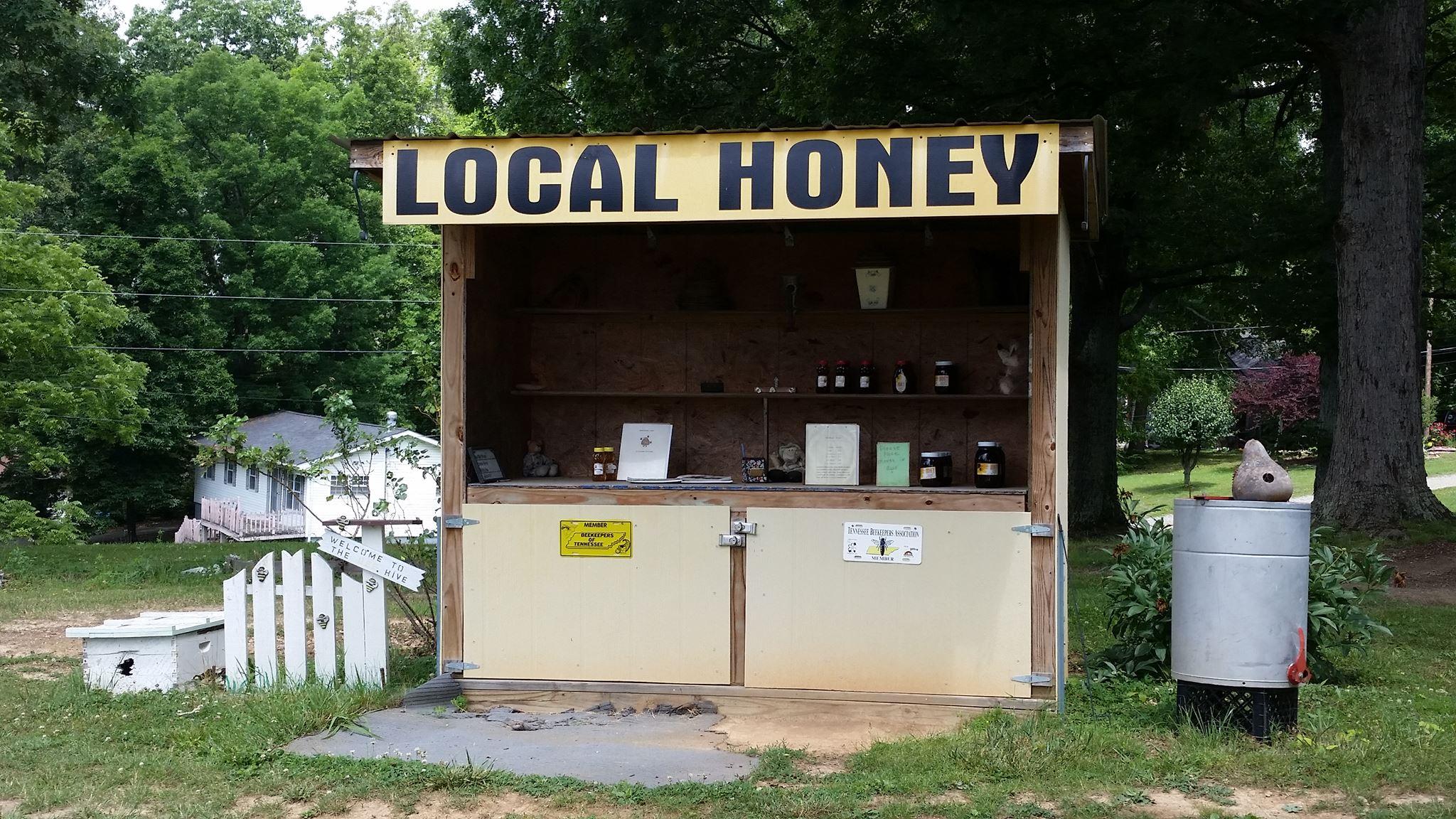 Honey Stand